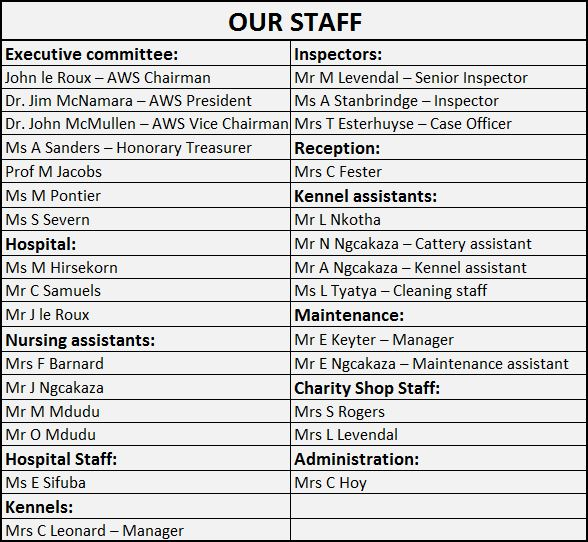 our-staff